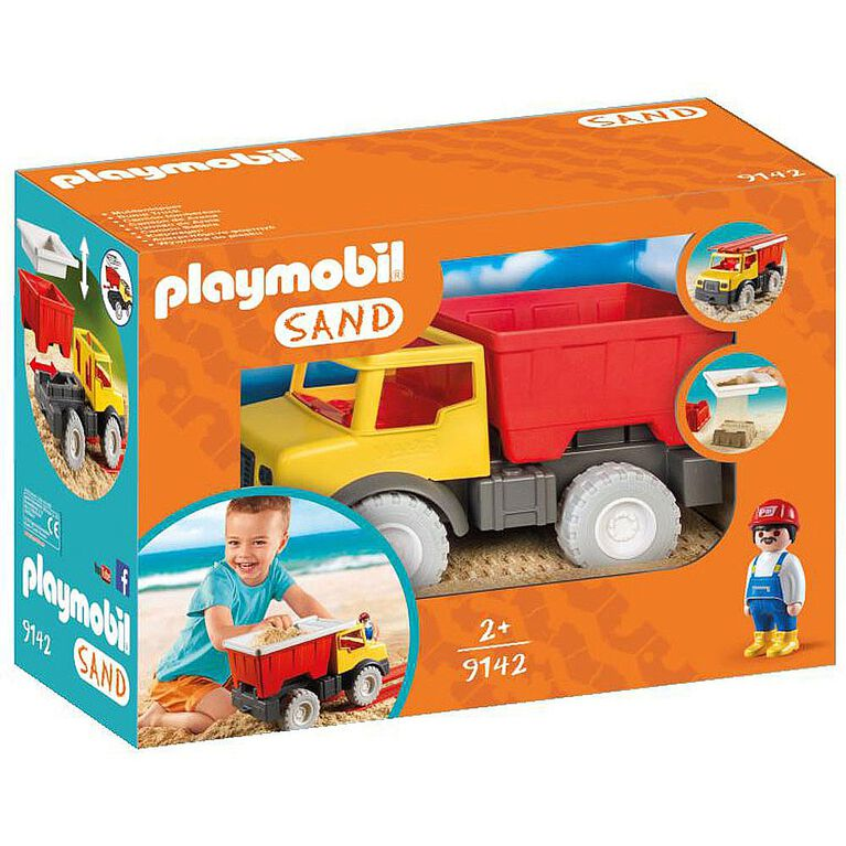 Playmobil - Sand Dump Truck (9142)