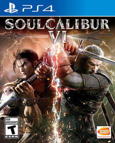 Soul Calibur VI Play Station 4