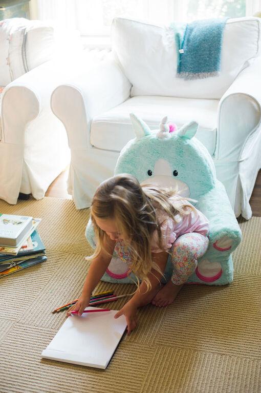 Sweet Seats Soft Chair - Unicorn