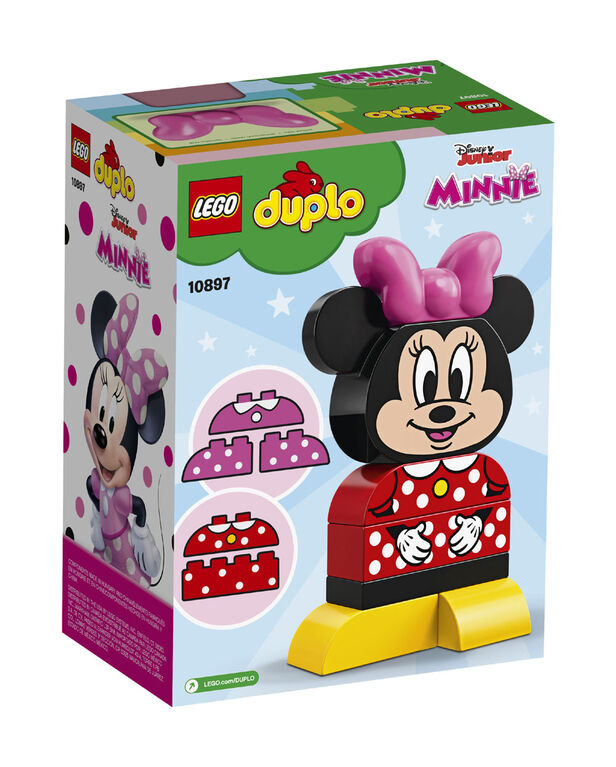 LEGO DUPLO Disney My First Minnie Build 10897