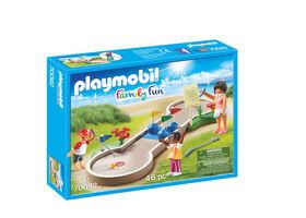 Playmobil Mini-golf 70092