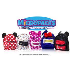 Micropacks Disney - Mini Papeterie Surprise À L'Intérieur (sélectionné au hasard)