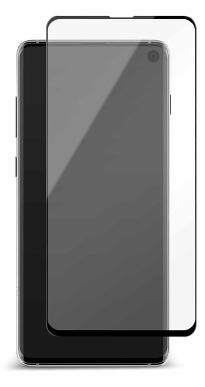 Blu Element Protecteur D'écran en Verre Courbé 3D pour Galaxy S10