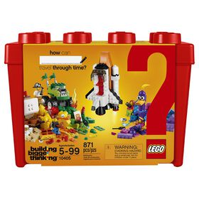 LEGO Building Bigger Thinking Mission to Mars 10405