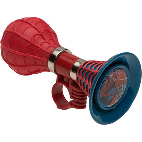 Spider-Man - Child 3D Webbed Bike Horn - Spiderman