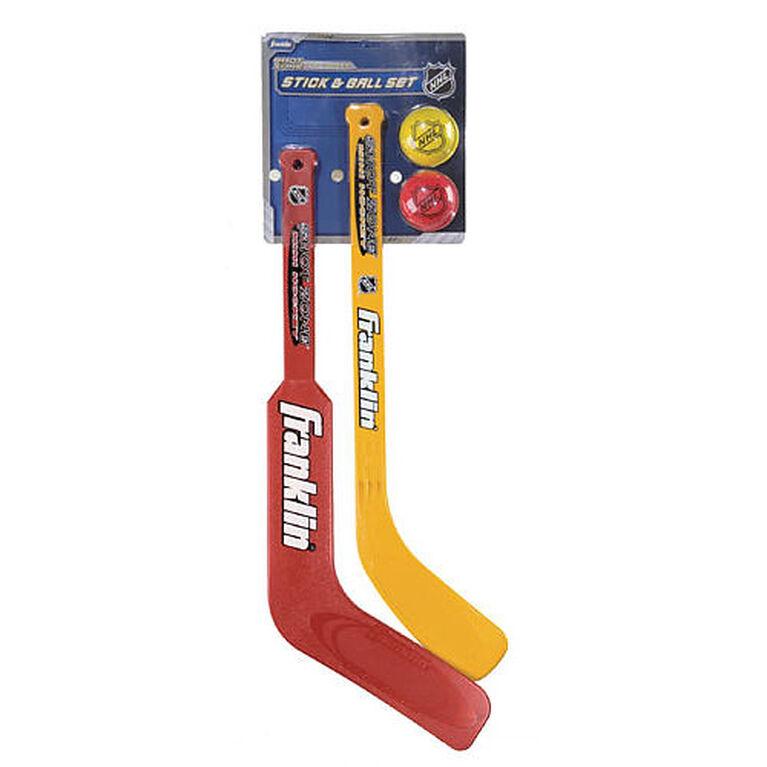 NHL Stick Set