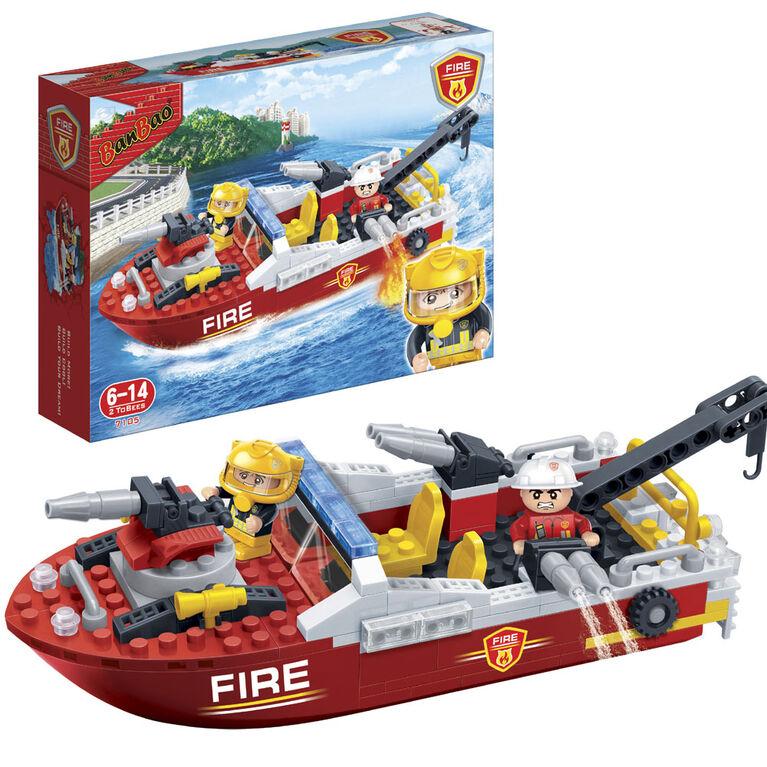 BanBao - Fire Boat (7105)