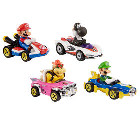 Hot Wheels Mario Kart Bundle