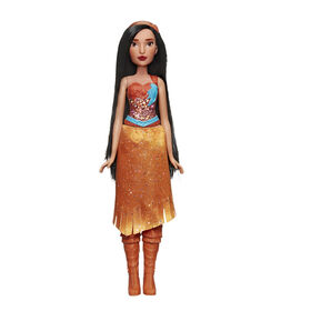 Disney Princess Royal Shimmer - Poupée Pocahontas.