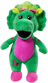 Fisher-Price Barney Buddies Baby Bop Plush Figure - English Edition