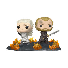 Funko POP! Moment TV: Game of Thrones - Daenerys and Jorah B2B with Swords