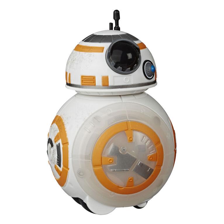 Star Wars Spark and Go, droïde astromécano BB-8 sur roues, Star Wars: L'ascencion de Skywalker