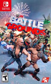 Nintendo Switch - WWE 2K Battle Grounds