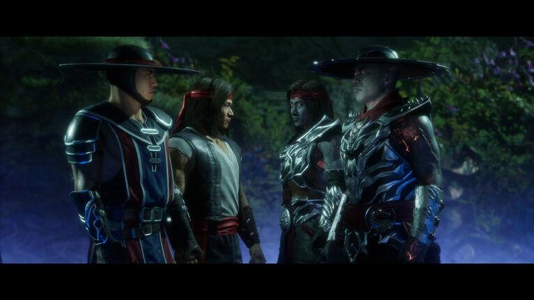 Xbox Series X Mortal Kombat 11: Ultimate Edition