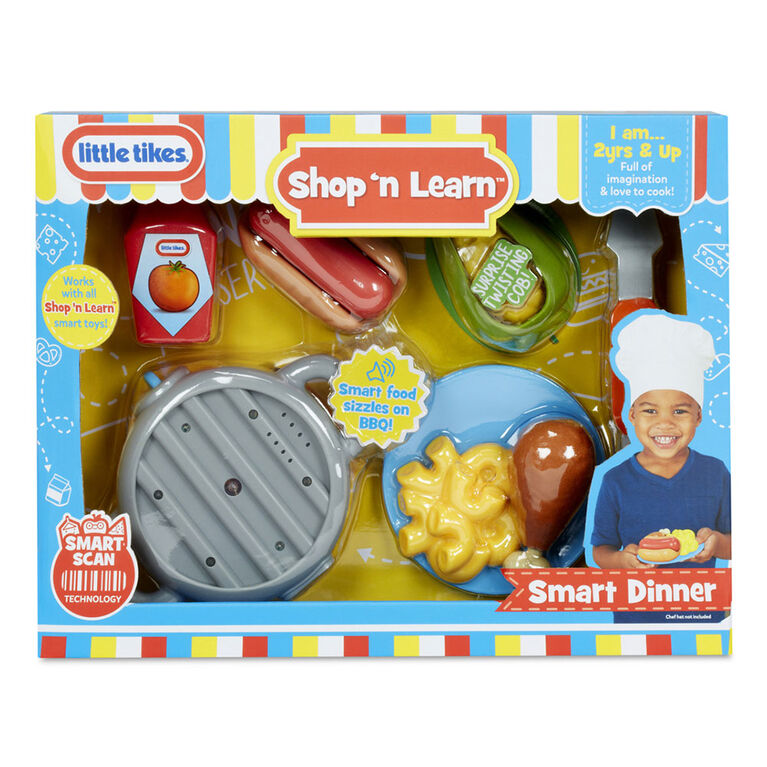 Souper intelligent Shop 'n Learn