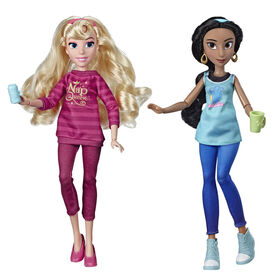 Disney Princess Ralph Breaks the Internet, Jasmine and Aurora.