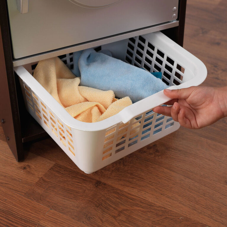 KidKraft - Laundry Play Set - Espresso