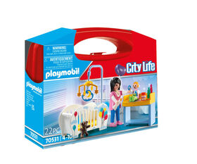 Playmobil - Nursery Carry Case
