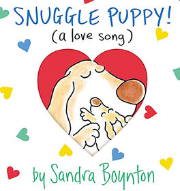 Snuggle Puppy - Édition anglaise