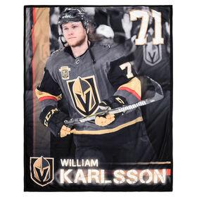 NHLPA Ultimate Fan Throw- William Karlsson