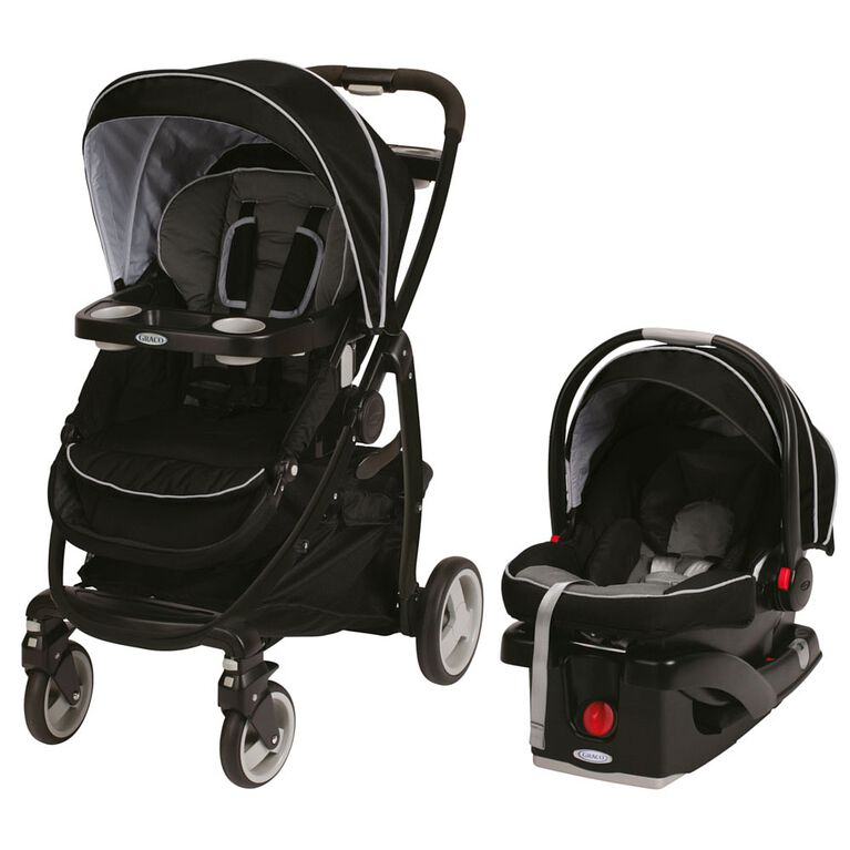 Graco Modes Click Connect Travel System - Onyx