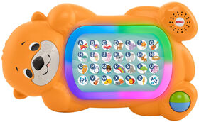 Fisher-Price Laugh & Learn Linkamals A to Z Otter - French Edition