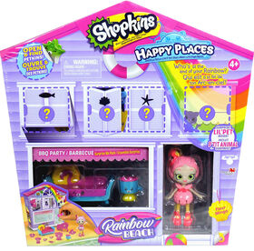 Shopkins Happy Places Season 5 Surprise Me Pack - BBQ Party