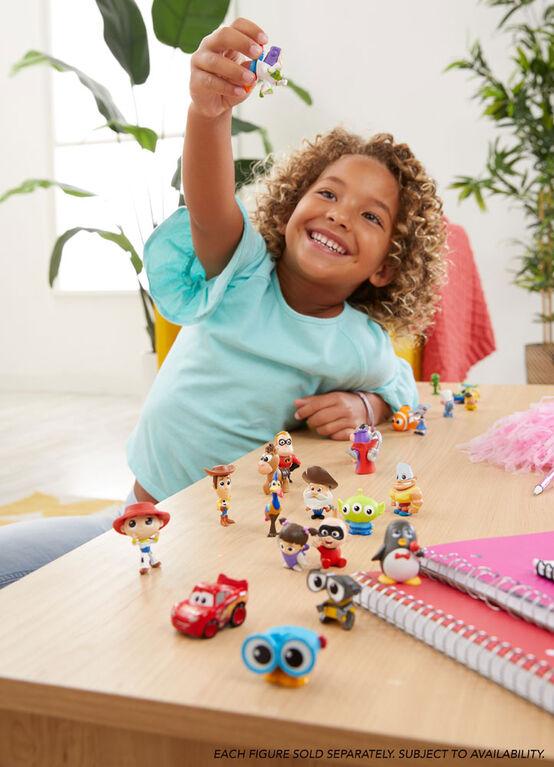 Figurines de personnages Compagnons Minis Pixar