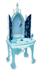 Frozen II Elsa's Enchanted Ice Vanity  035882