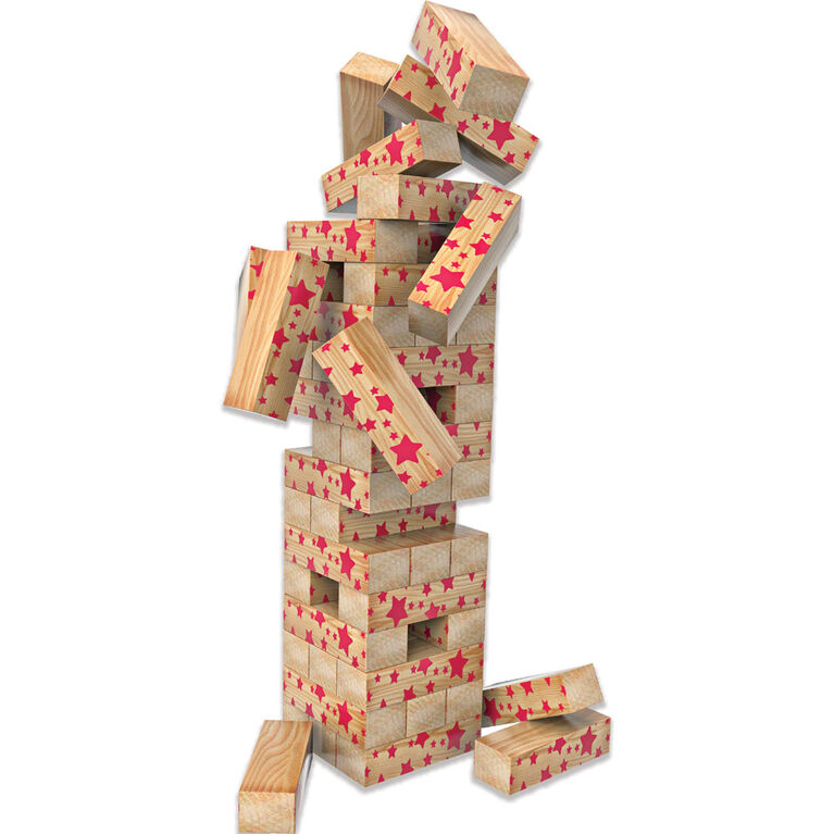 Jeu Jumbling Tower