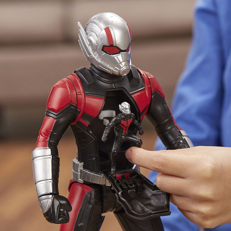 Marvel Ant-Man and the Wasp Shrink and Strike Ant-Man