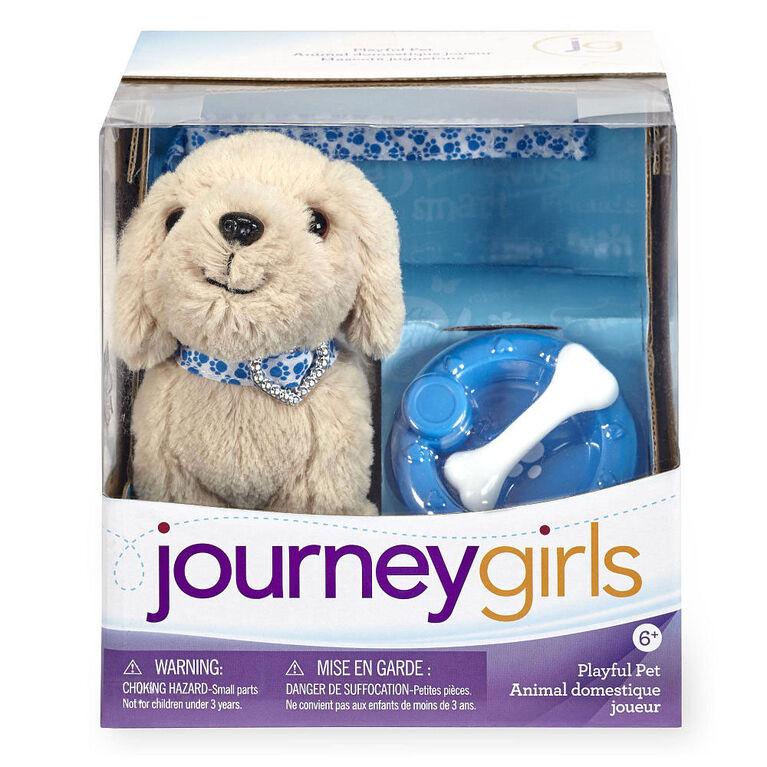 Journey Girls Playful Pet - Yellow Lab Dog