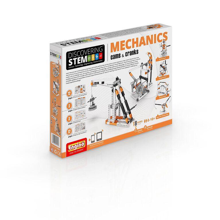 Engino - Stem Mechanics: Cams & Cranks