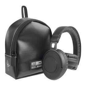 Casque d'écoute Bluetooth tactile Nick Jonas d'Altec Lansing - Noir