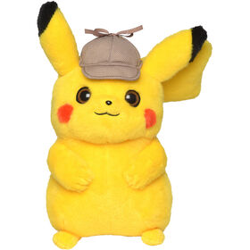 "Pokémon Detective Pikachu 8"" Plush - Without Sound  032166"