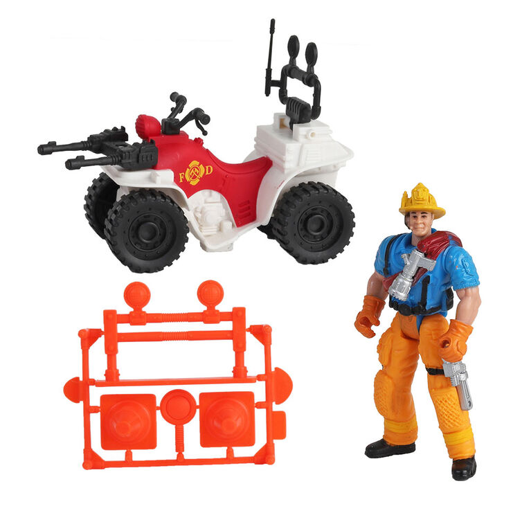 FD 4X4 -Rescue Force Patrol Team - R Exclusive