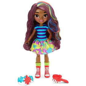 Fisher-Price Nickelodeon Sunny Day, Brush & Style Rox