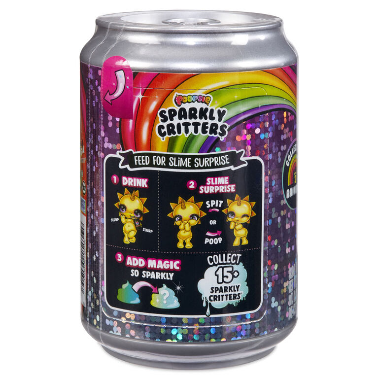 Poopsie Sparkly Critters That Magically Poop or Spit Slime Series 2