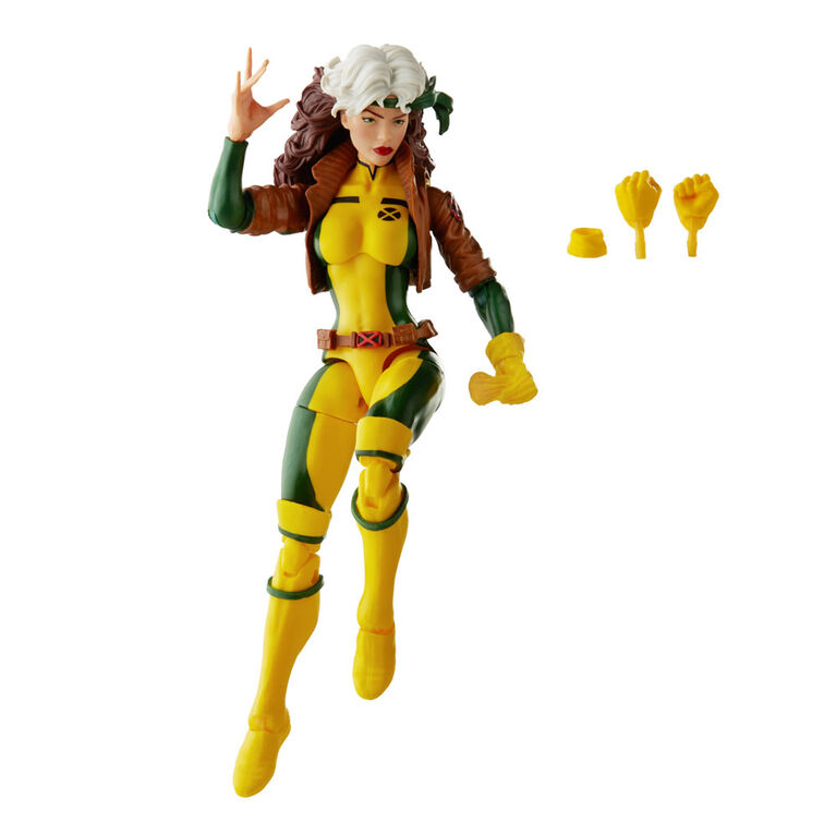 Marvel Legends Rogue  X-Men Action Figure Toy Vintage Collection - R Exclusive