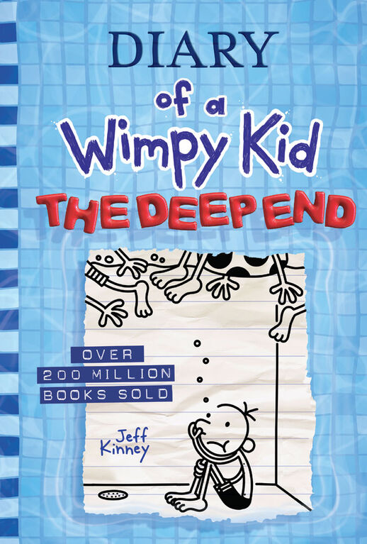 The Deep End: Diary of a Wimpy Kid Book 15 - English Edition