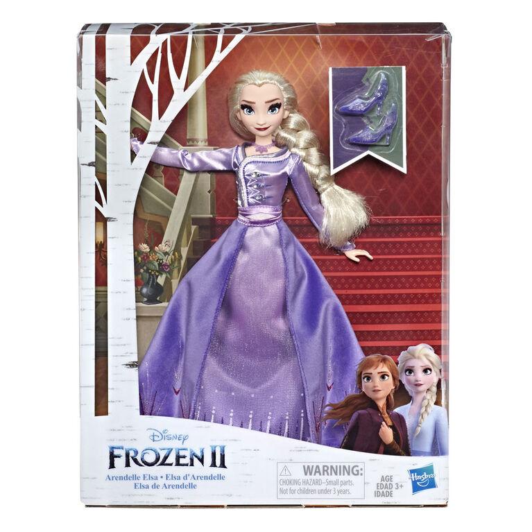 Disney Frozen Arendelle Elsa Fashion Doll