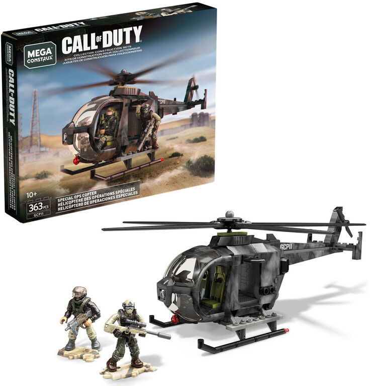 Mega Construx Call of Duty - Urban Copter