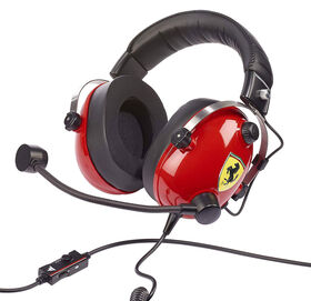 Thrustmaster T-Racing Scuderia Ferrari Edition Headset