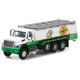 1:64 S.D. Trucks Series 3 - 2017 International WorkStar Tanker Truck - Pennzoil Quaker State