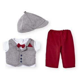 You & Me 12 to 14 inch Boy Doll Playtime Outfit - Vest Set