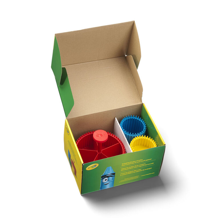 Crayola Total Colour Desk Set