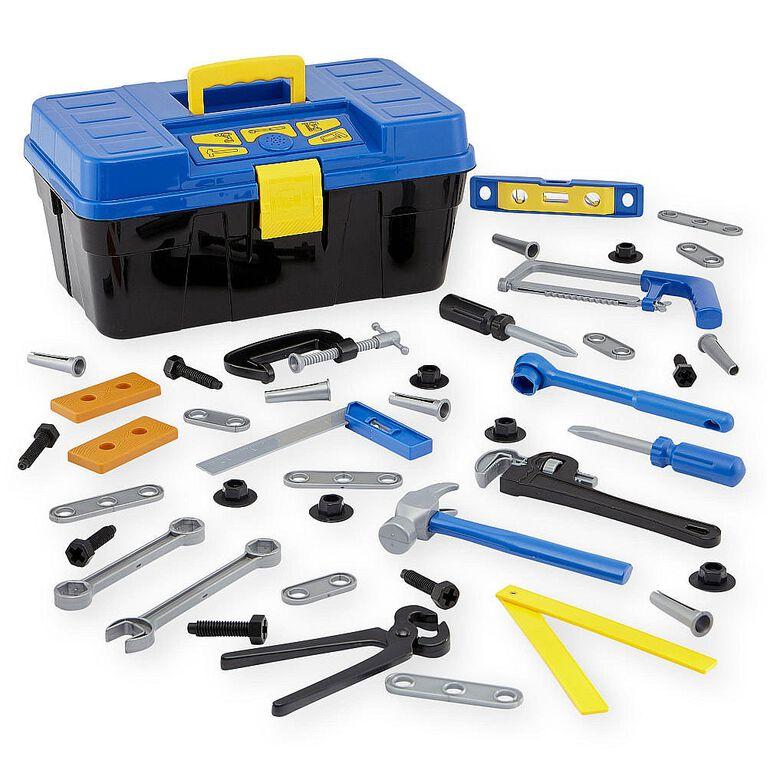 Just Like Home Workshop Talking Tool Box
