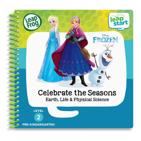 LeapFrog LeapStart Frozen Celebrate the Seasons Earth, Life & Physical Science - Édition anglaise
