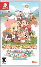 Nintendo Switch Story Seasons Friend Mineral Town