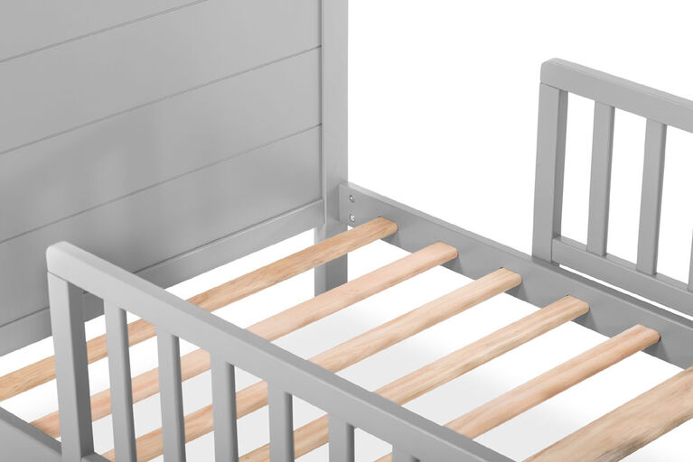 Forever Eclectic Wilmington Toddler Bed, Cool Gray
